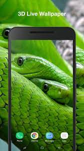 Snake Live Wallpaper for Android - APK ...