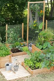 Small Picture 10 Ways to Style Your Very Own Vegetable Garden Gardens