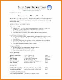 6 Best Resume Objective Lines World Wide Herald