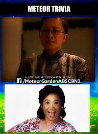 did you know two of meteor garden s theme s were translated and performed in tagalog