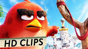 ANGRY BIRDS - DER FILM Alle Clips & Trailer Deutsch German (HD)