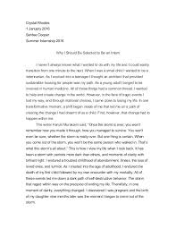 gallery of educational goals essay writing samples for job  employment essay for writing samples for job