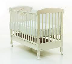 <b>Кровать Fiorellino Infant 120*60</b> с ящиком ivory
