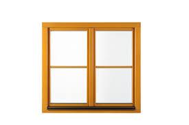 Einfache Festverglasung Im Flügel Holz Fensterglückde