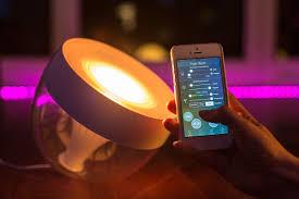app controlled mood lighting