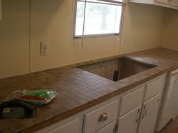 tile countertops over laminate. Contemporary Over Intended Tile Countertops Over Laminate E