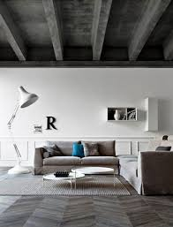 Ceiling exposed industrial-style-decor-ideas-for your-home Industrial style  decor ideas