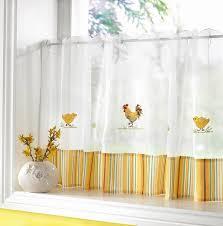 Kitchen Curtains Modern Interior Design Ideas Adorable Kitchen Curtains Ideas