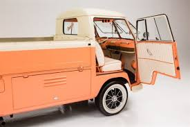 1960 Peaches & Cream Used Manual Pickup Truck - Classic Volkswagen ...
