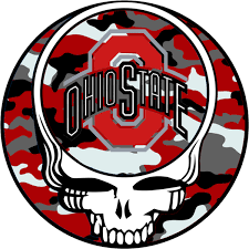 Grateful Dead Logo Ohiostate | Free Images at Clker.com - vector ...