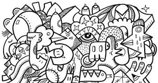 Check Out These Free Adult Anti Stress Coloring Pages