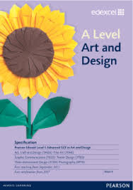 edexcel as and a level art and design pearson qualifications a level art and design 2015 specification