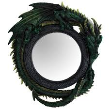 Small Picture 11134 green dragon wall mirror 900x900jpg