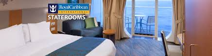 royal caribbean staterooms