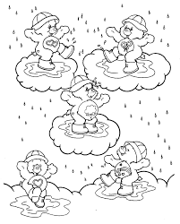 Best Water Cycle Coloring Sheets - http://coloringpagesgreat ...