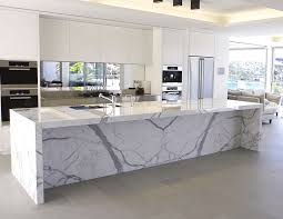 White Kitchen Island With Marble Top Awesome Design