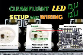 quadcopter rgb led wiring and setup in cleanflight quadcopter rgb led wiring and setup in cleanflight