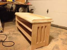 pdf diy plans shoe rack bench plan chest coffee table