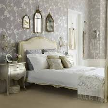 Great Grey Vintage Bedroom Photo   1