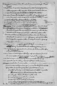 image of thomas jefferson rough draft of the manuscript mixed material image 2 of thomas jefferson 1776 rough draft of the declaration of independence