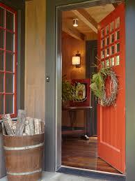 brown front doorRed Front Door Ideas  Houzz
