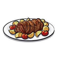 roast beef clipart. Wonderful Beef And Roast Beef Clipart L