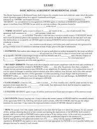Private room in house rental agreement template one can make a rental agreement using printable rental agreement forms. Lease Fill Out And Sign Printable Pdf Template Signnow