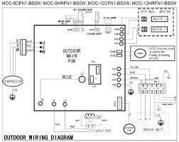 mini split ac outdoor unit wiring diagram system air conditioner error codes troubleshooting senville warranty