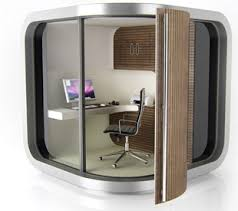 cool office stuff. Cool Design: OfficePOD, Pre-Fab Backyard Office Cool Office Stuff I