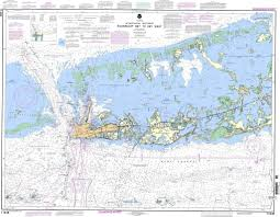 Noaa Intracoastal Waterway Charts Noaa Nautical Chart 11446 Intracoastal Waterway Sugarloaf