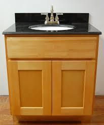 vanity bathroom cabinet. Natural Shaker Vanity Bathroom Cabinet B