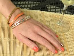 sarah s real life three bracelets i have from madewell so far but i ve tried on others and they fit very consistently it s hard to cuffs that fit skinny wrists