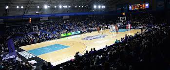 The Fieldhouse Greensboro Coliseum Complex