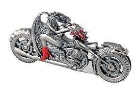 amazon com vulcan gear dragon riding with naked girl chopper