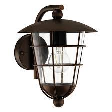 Уличный настенный <b>светильник Eglo</b> Pulfero 1 <b>94855</b> — купить в ...