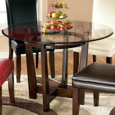 signature design by round glass top table replacement alternatives