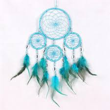 feather wall hanging 6 colors dream catcher circular colorful feathers wall hanging decoration decor craft big feather wall hanging