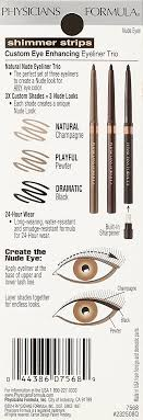 Buy Physicians Formula <b>Shimmer Strips Custom Eye</b> Enhancing ...