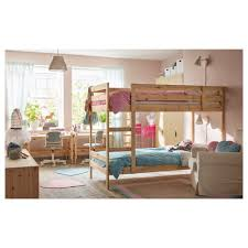 Bunk Bed Mydal Bunk Bed Frame Pine 90x200 Cm Ikea