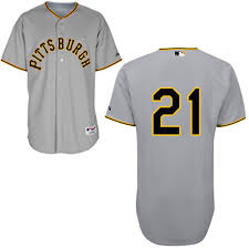Jersey Clemente 21 Pirates Pittsburgh