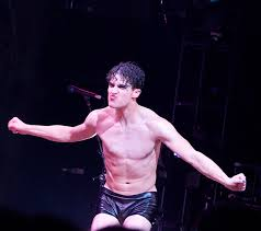 darren criss rocks out on his opening night in broadway 39 s hedwig and