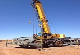 Grove Rt700e Rough Terrain Cranes Acm