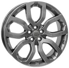 4x 20 inch x8 <b>LIVERPOOL</b> SET WHEELS - OEM COMPAT <b>ITALY</b>