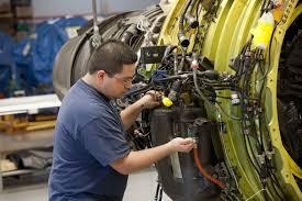 Ge Service Technician Ge Aviation China Repair Technology Development Center Now Open