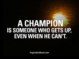 Champion Quotes Enchanting Champion Quotes Inspiration Boost On We Heart It
