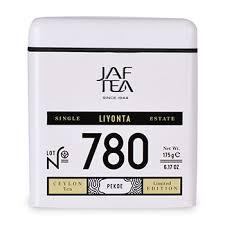 Чай черный <b>JAF</b> TEA Liyonta 175 г ж/б Шри-Ланка - купить c ...