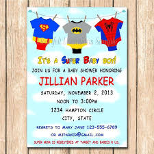 Invite Templates For Word Cool Best Of Baby Shower Invitations Templates For Free Superhero Baby