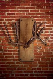 Homemade Coat Rack Tree Dazzling Horseshoe Coat Rack Rustic Coat Rack Tradingbasis To 95