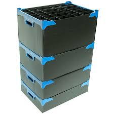 wine glass storage box 160mm high wineware co uk with regard to prepare 6