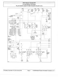 2012 nissan frontier trailer wiring diagram 2012 nissan armada trailer running lights not working on 2011 nissan on 2012 nissan frontier trailer wiring